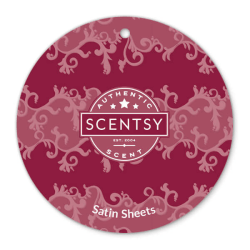 satin sheets scentsy scent circle