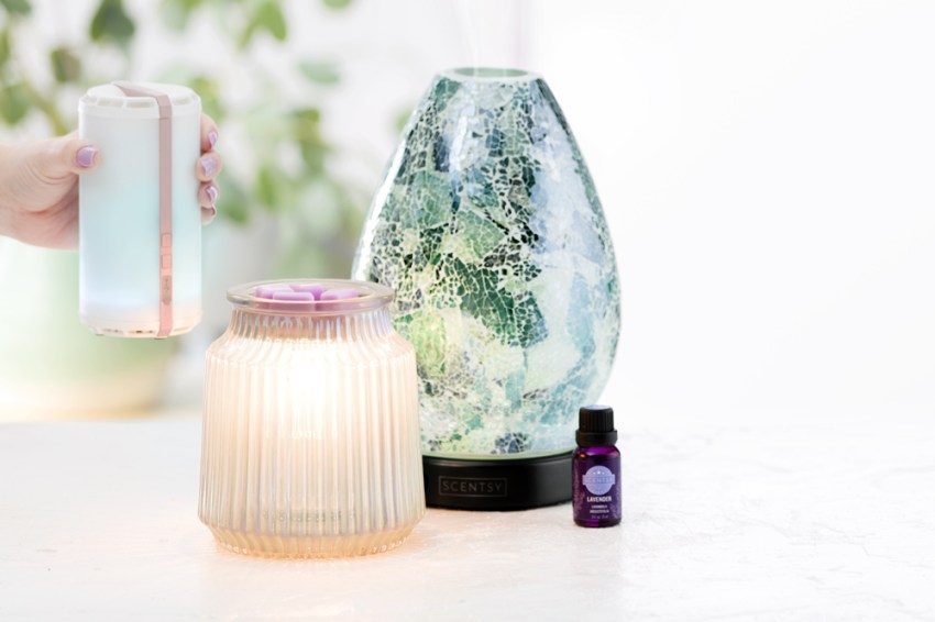 Photo of Scentsy Go, Warmer, Diffuser and Oil