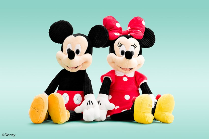 Photo of Scentys Mickey and Minnie Scentsy Buddies