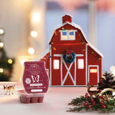 Scentsy Warmer & Scent of the Month November 2020
