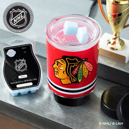 Scentsy NHL Collection