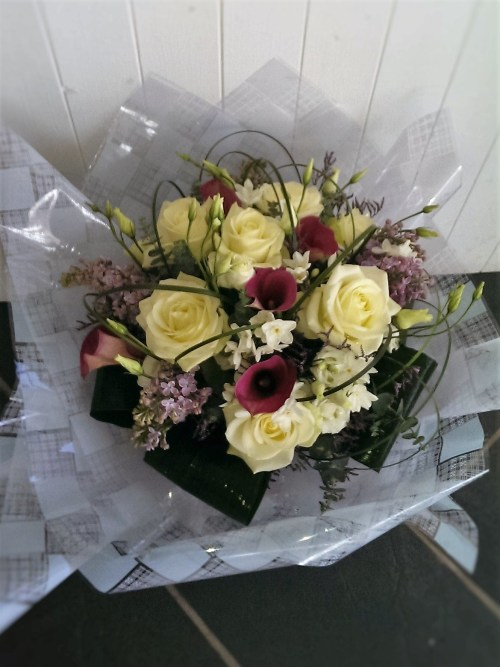 Classic Tied - Scent with Love Florist