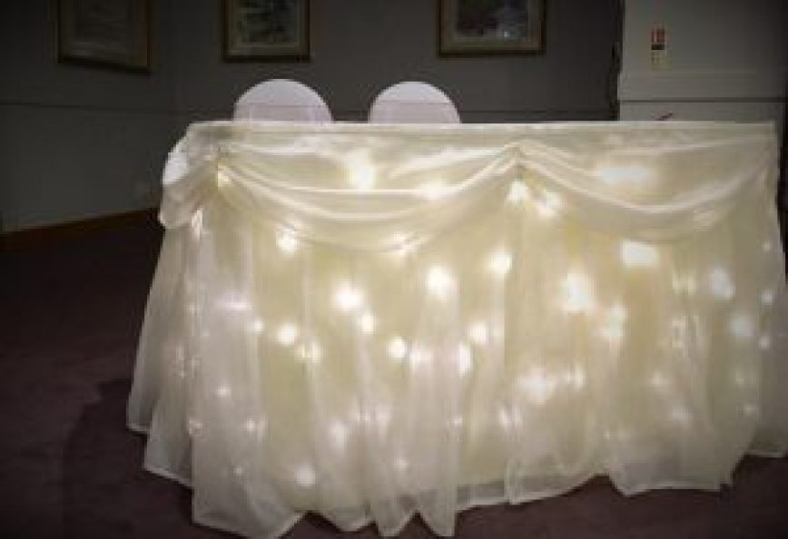 Twinkle Table