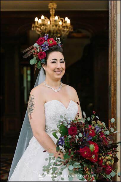 Bride Wedding Flowers