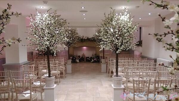 Blossom Tree Tyn Dwr Hall