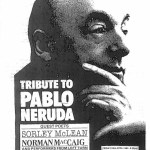 Noches: nights for Neruda in Edinburgh