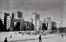 Gosprom complex, Karkov (old postcard)