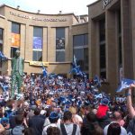 Summer of discontent in the independence movement