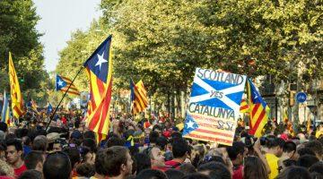 Secession and sovereignty: Catalonia, Scotland…