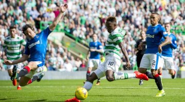 How Scots scored for soccer – in England