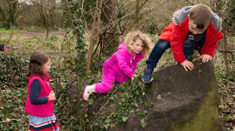 Silence of the weans: why children need outdoor play