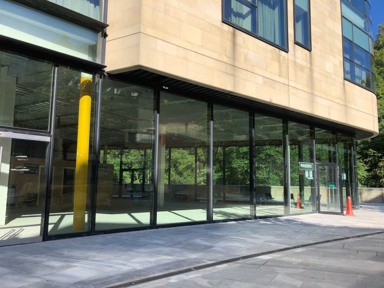 Empty space in the Omni Centre – could it be a new community hub?