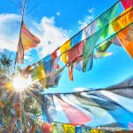 Prayer flags image by lwtt93 CC.by 2.0