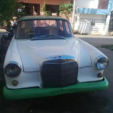 Benz 190D 1962