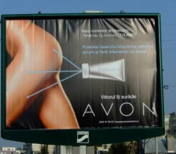 Boicotati produsele Avon