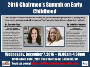 2016-chairmens-summit-on-early-childhood