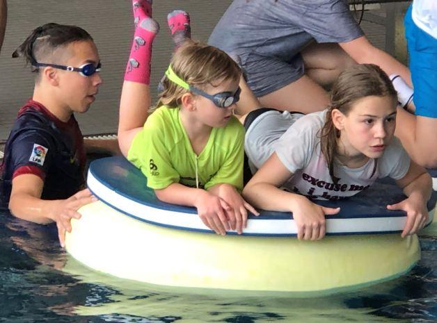 Polysportives Schwimm-Camp 2020