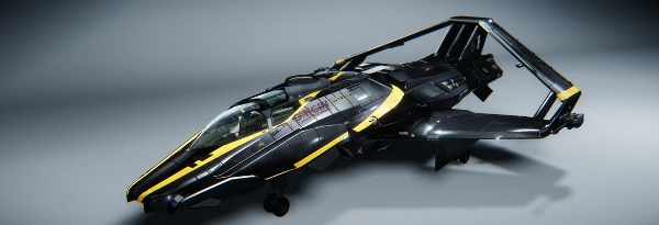350r Best Single Crew Racing Ship in Star Citizen
