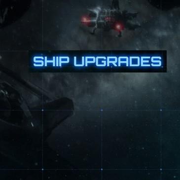 Ship Upgrades – Star Citizen Alpha