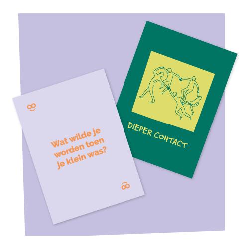 Gesprekskaartjes