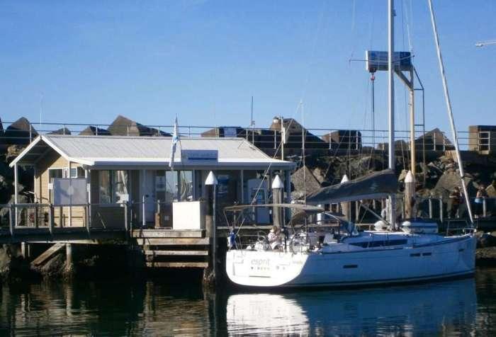 Esprit at Coffs Harbour International Marina