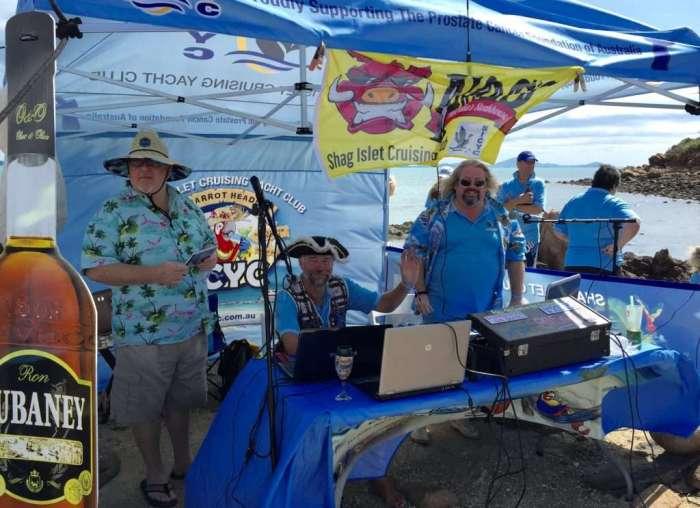 The DJ's of Radio Coconut