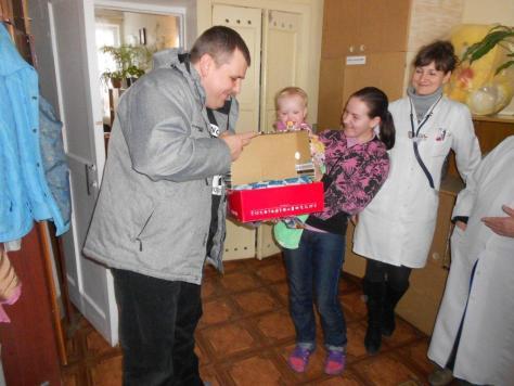 Geschenke für kranke Kinder