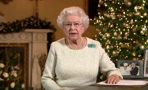 Weihnachtsansprache der Queen: »Genießen Sie Ihr letztes Weihnachten«