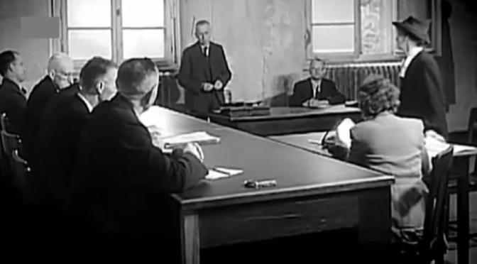 Die systematische Nazifizierung der BRD – Doku Dokumentation (Beschreibung beachten!)