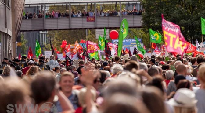 Stuttgart gegen CETA und TTIP