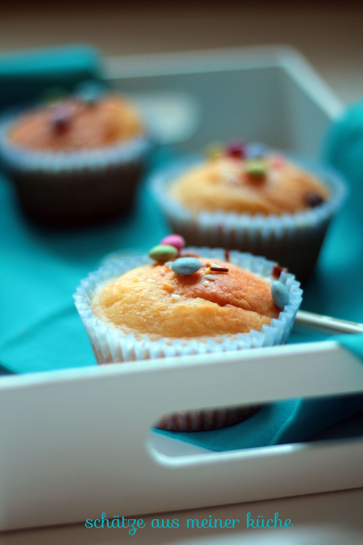 Faschings Buttermilch Muffins