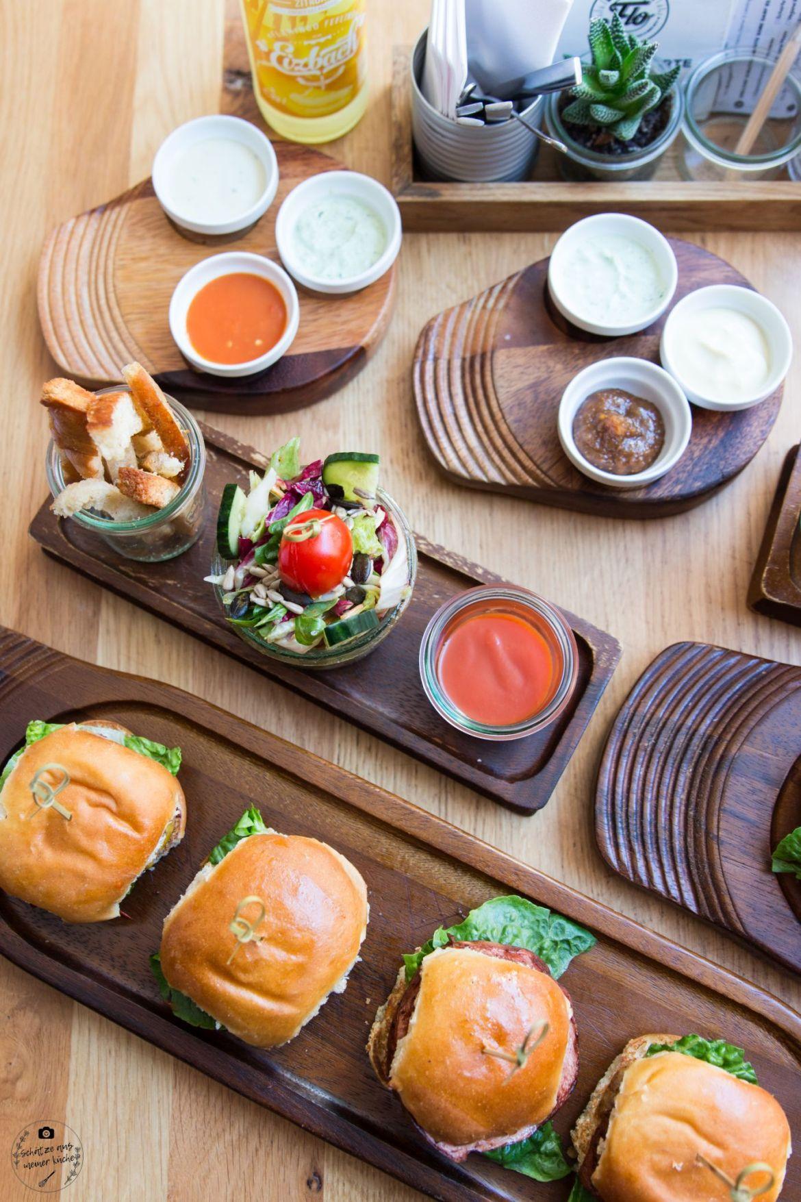 Der Kleine Flo Schätze aus meiner Küche Burgertapas Münchens bestes Burgerrestaurant