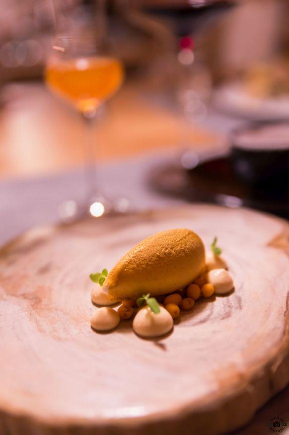 Dessert Kokosnuss