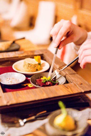 Fantastisches Gourmetmenü im Gams & Gloria