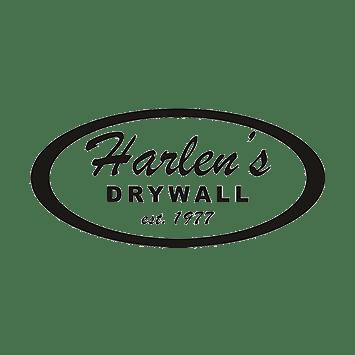 Harlen's Drywall logo