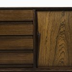 Gunni Omann sideboard model 18 in rosewood at Studio Schalling