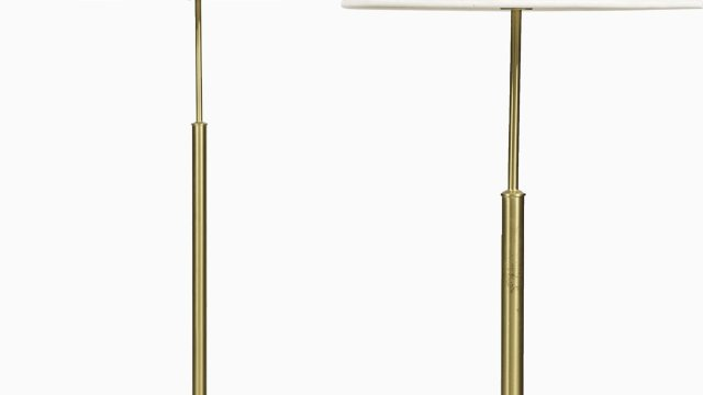 Josef Frank floor lamps model 2148 at Studio Schalling