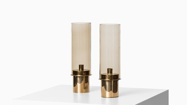 Hans-Agne Jakobsson candlesticks model L-40 at Studio Schalling