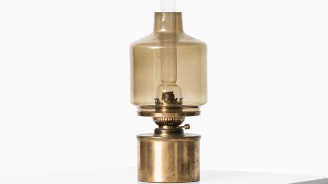 Hans-Agne Jakobsson kerosene lamp model L-47 at Studio Schalling