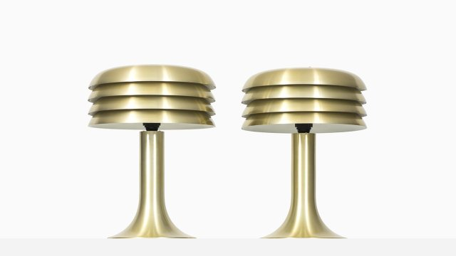 Hans-Agne Jakobsson table lamps model BN-26 at Studio Schalling