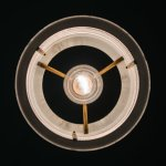 Hans-Agne Jakobsson ceiling lamps model T-642 at Studio Schalling
