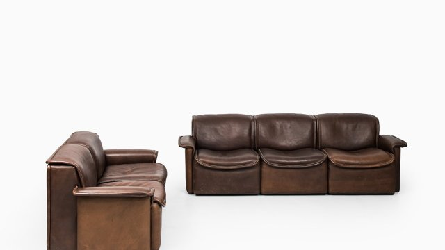 De Sede sofa model DS-12 at Studio Schalling