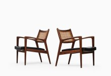Karl-Erik Ekselius easy chairs by JOC at Studio Schalling