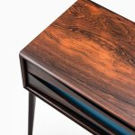 Rimbert Sandholt bedside tables in rosewood at Studio Schalling