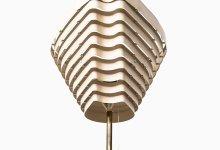 Alvar Aalto angel wing floor lamp by Valaistustyö at Studio Schalling