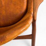 Ib Kofod-Larsen Seal easy chair at Studio Schalling