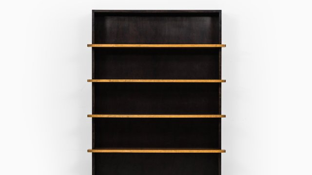 Axel Einar Hjorth bookcase Oh boy at Studio Schalling