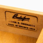 Bertil Fridhagen vanity in teak by Bodafors at Studio Schalling
