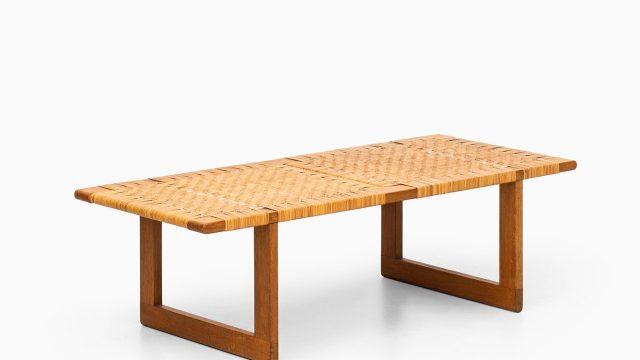 Børge Mogensen bench by Erhard Rasmussen at Studio Schalling