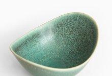 Gunnar Nylund ceramic bowl by Rörstrand at Studio Schalling